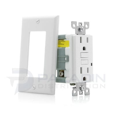 15 Amp GFCI Outlet