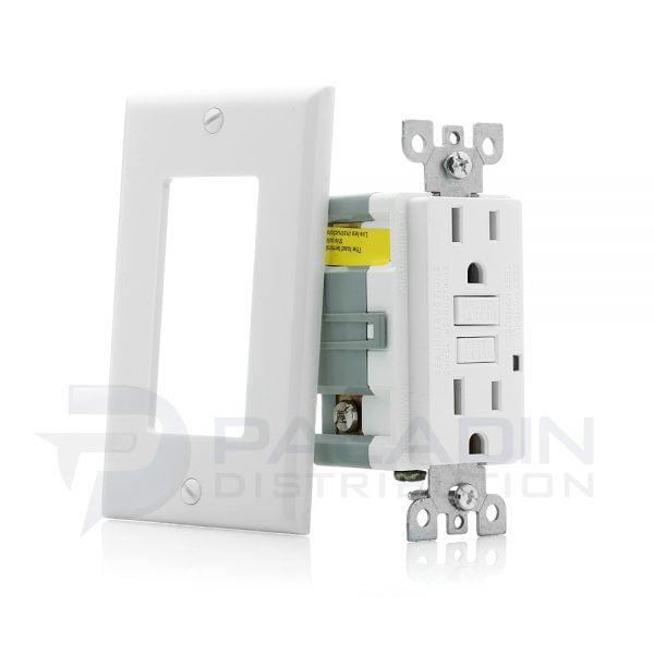 15 Amp GFCI Outlet