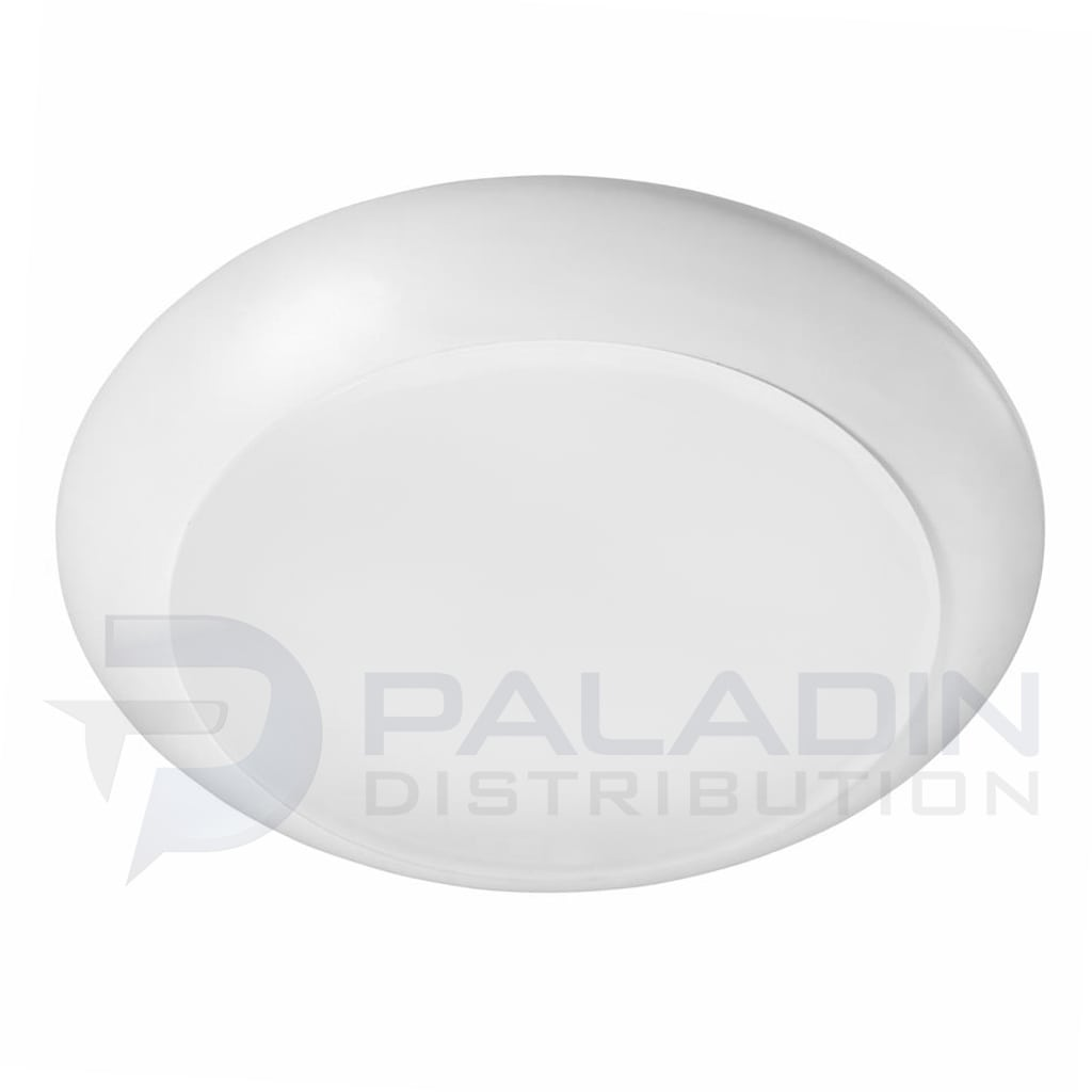 Topaz Dimmable LED Surface Mount Aluminum Disk Light